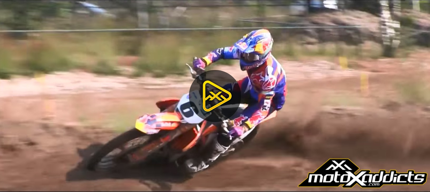 Jeffrey Herlings & Team Netherlands 2017 MXoN Prep