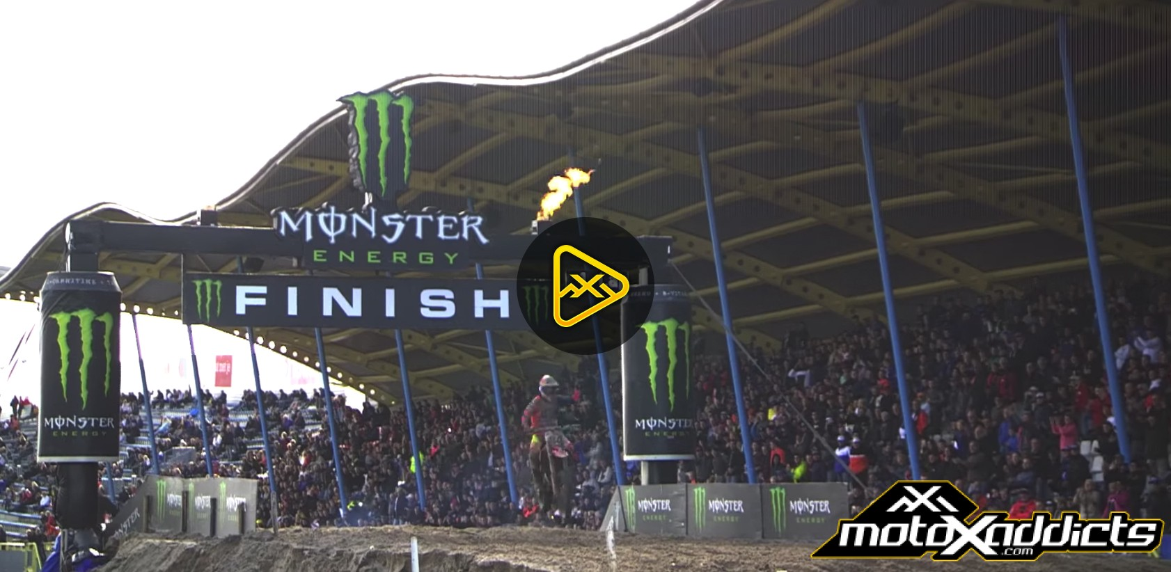 Qualifying Highlights – 2017 MXGP of The Netherlands