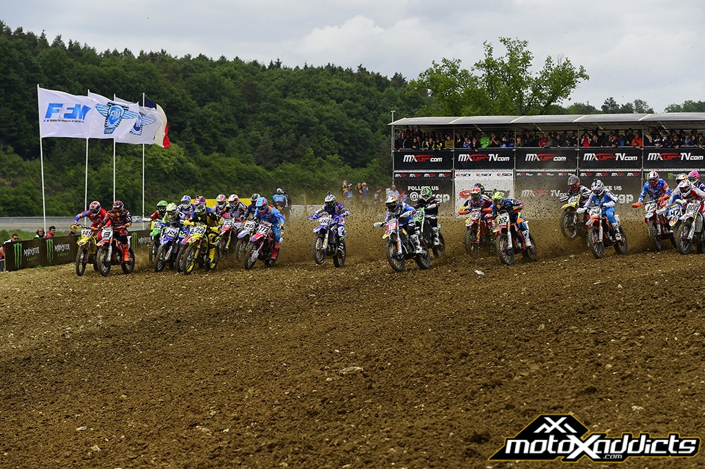 MXGP's French Finale TV Guide