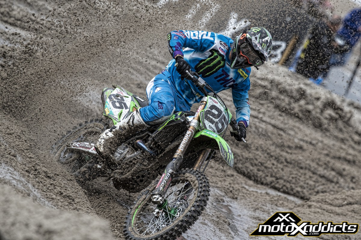 Clement Desalle Out for MXoN?