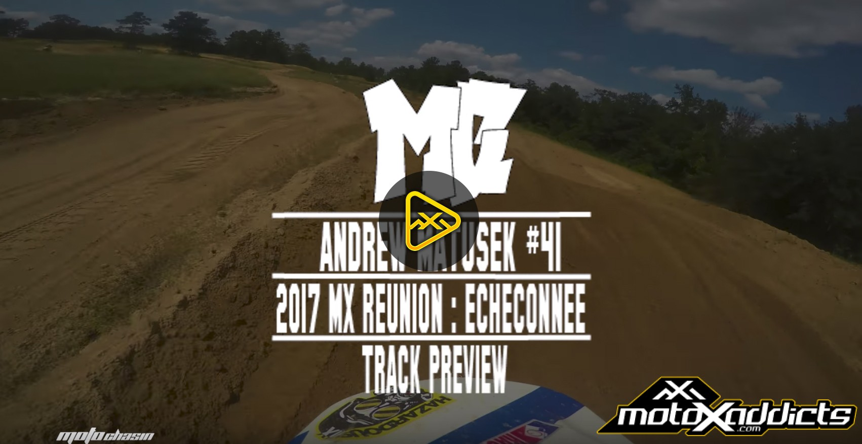 Track Preview: Andrew Matusek at 2017 MX Reunion
