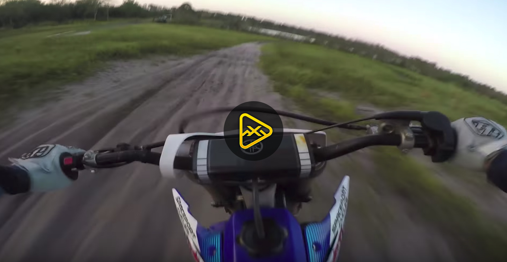 "Chest View: ""YZ125 in the sand"" ft Colton Eigenmann"