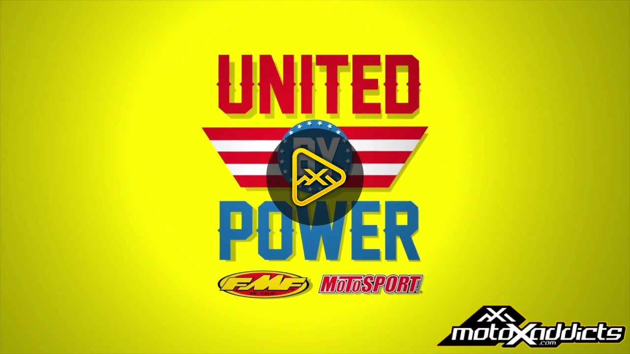 United By Power Episode 1 – 2017 MXoN