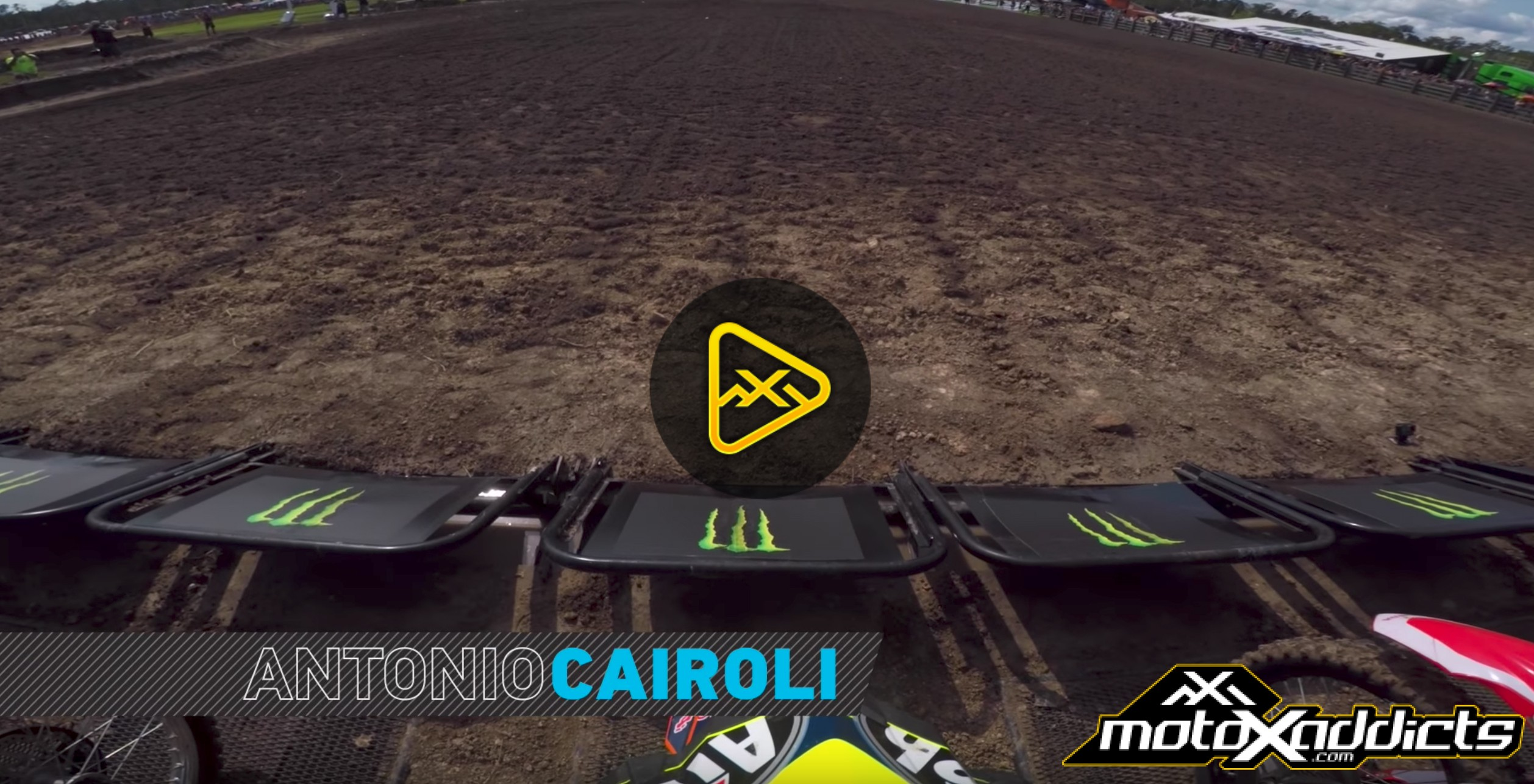 Helmet Cam: Antonio Cairoli 2017 MXGP of USA
