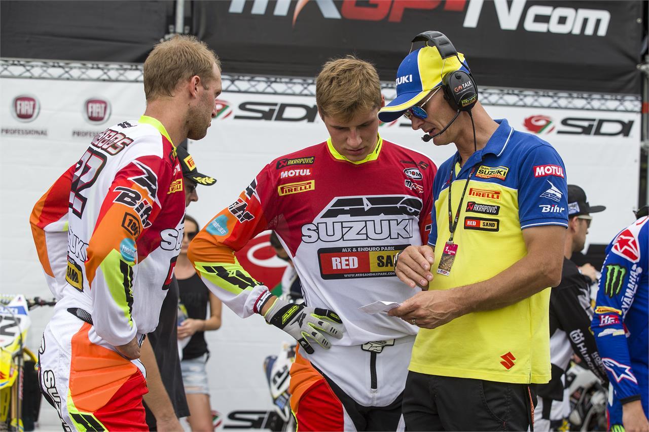 JASIKONIS DISLOCATES HIP AT USGP – STRIJBOS BEST MOTO FINISH