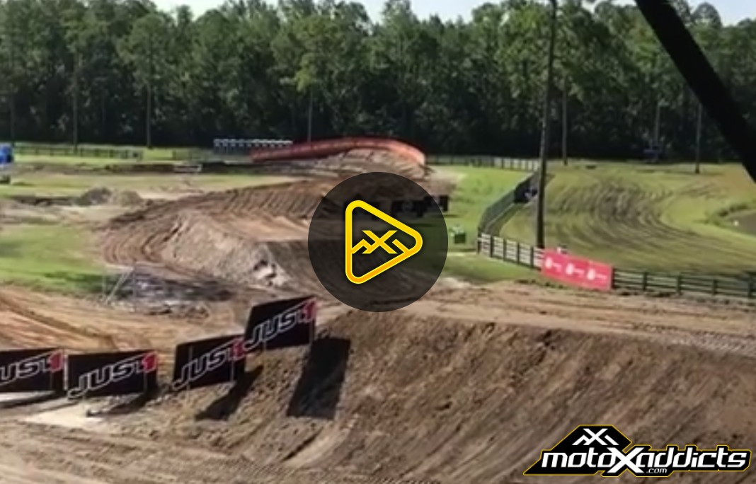 Video of WW Motocross Park today at USGP