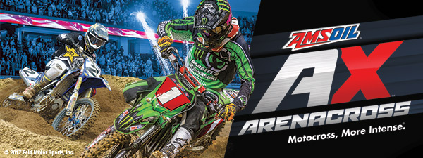 Tickets On Sale Now for Intense Motorcycle Racing – AMSOIL Arenacross Season
