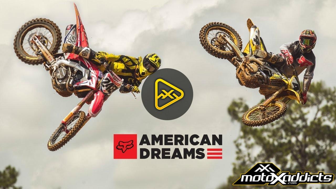 American Dreams – Ricky Carmichael & Tim Gajser