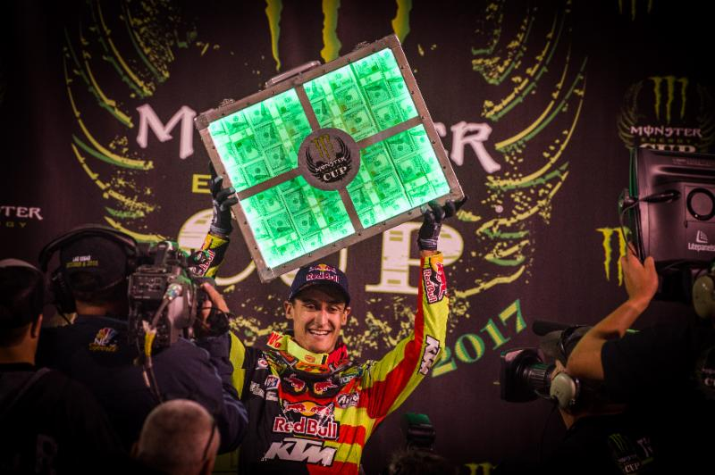 Marvin Musquin Captures $1 Million at 2017 Monster Energy Cup