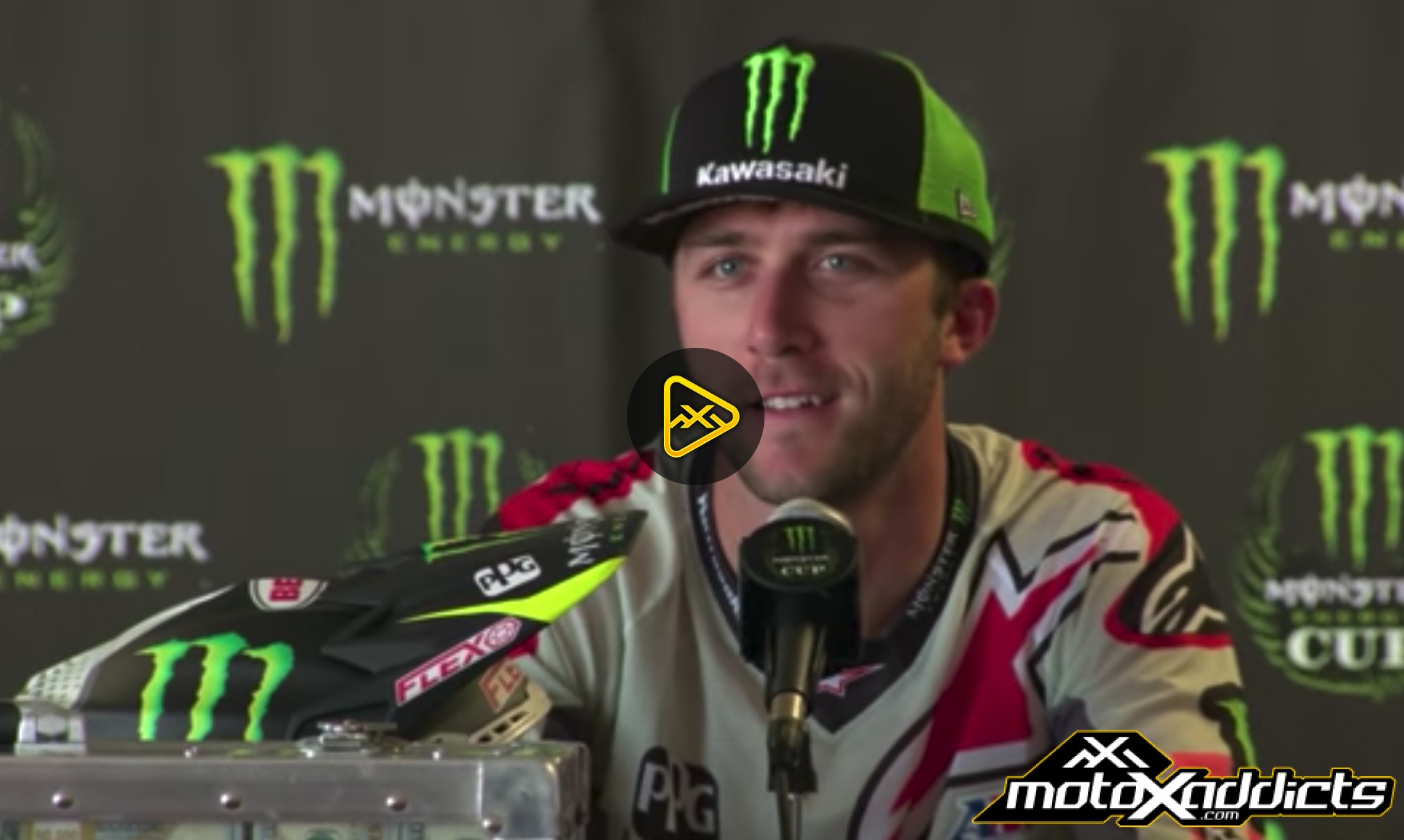 2017 – Monster Energy Cup – Tomac the one to beat?
