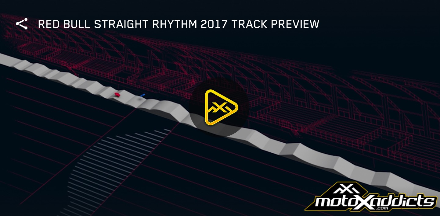 2017 Red Bull Straight Rhythm Track Preview