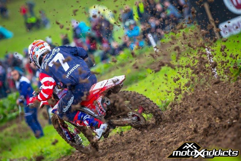 Team Honda HRC Addresses MXoN Cole Seely Shock Failure