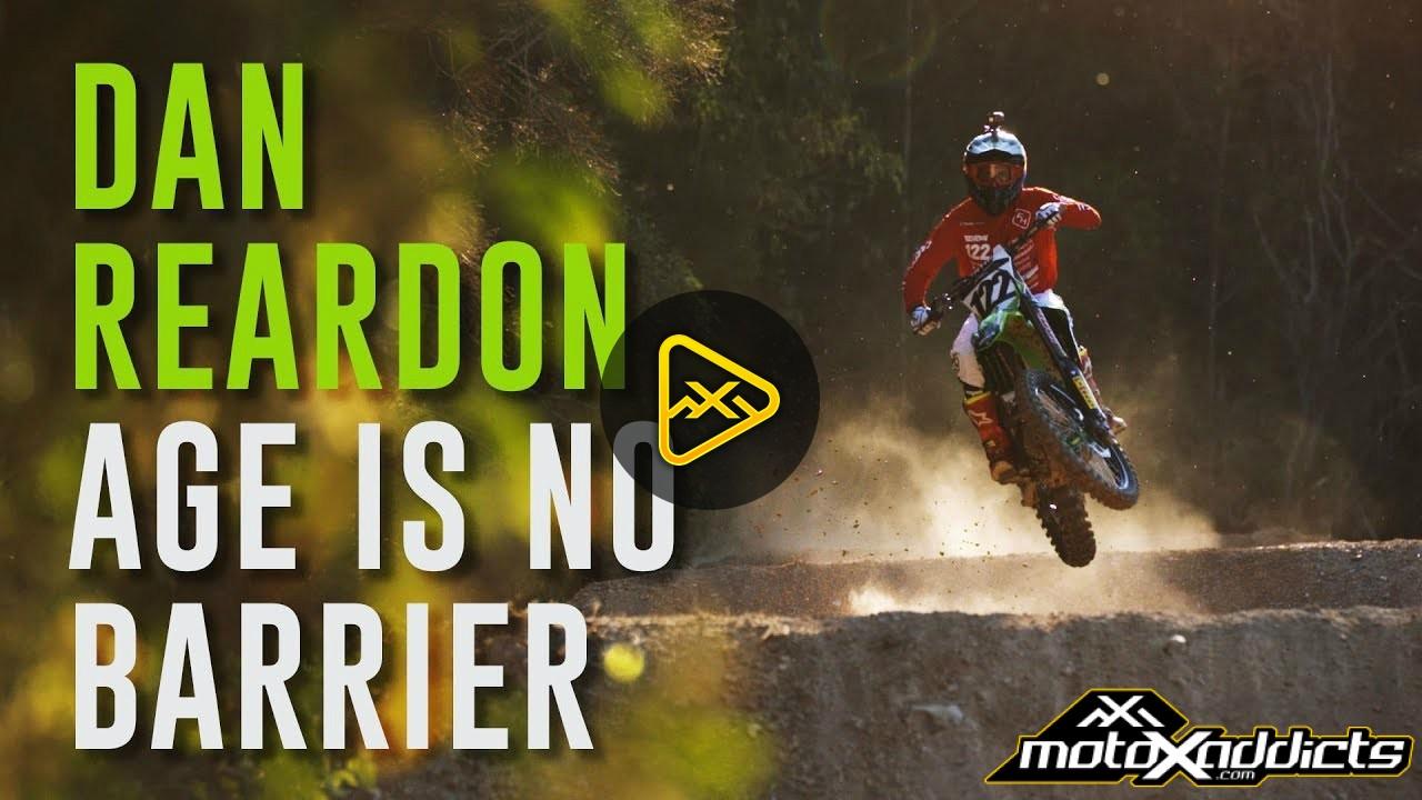 Dan Reardon: Age Is No Barrier – AUS-X Open