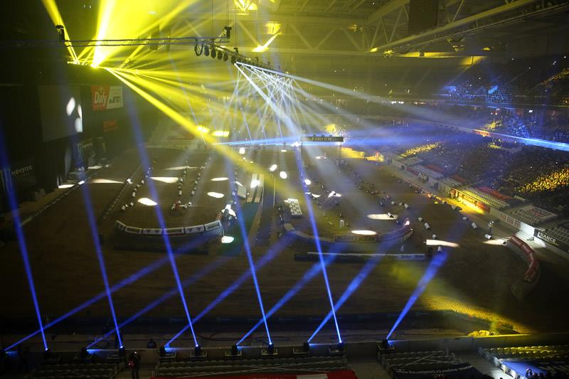 Pre-Entry List – 2017 Paris (Bercy) Supercross
