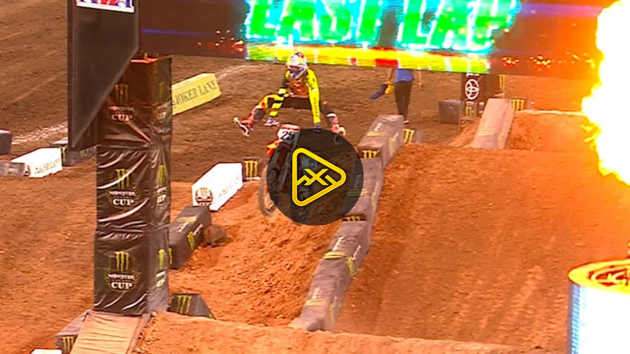 Main Event 2 – 2017 Monster Energy Cup Highlights