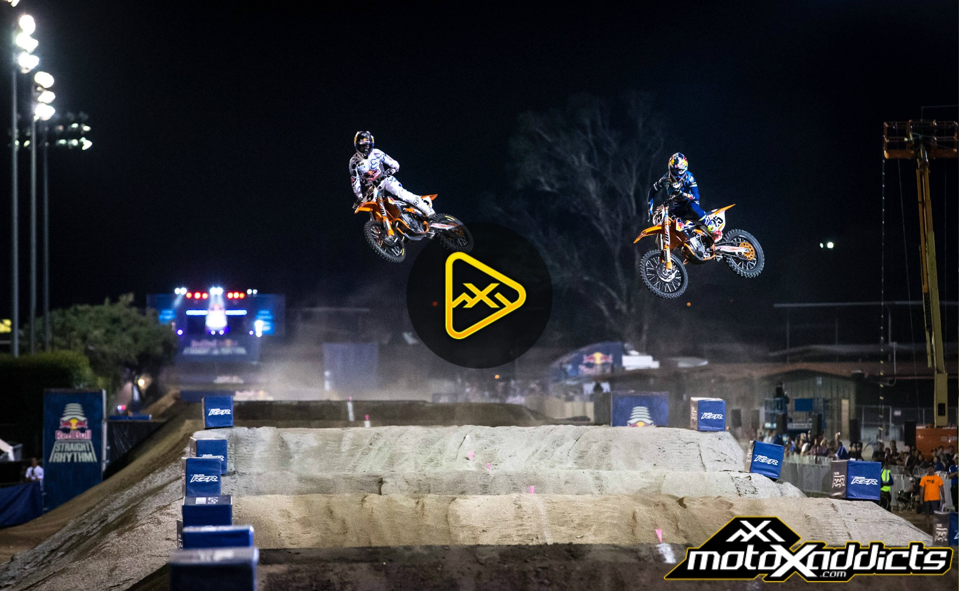 Watch Red Bull Straight Rhythm Live Here
