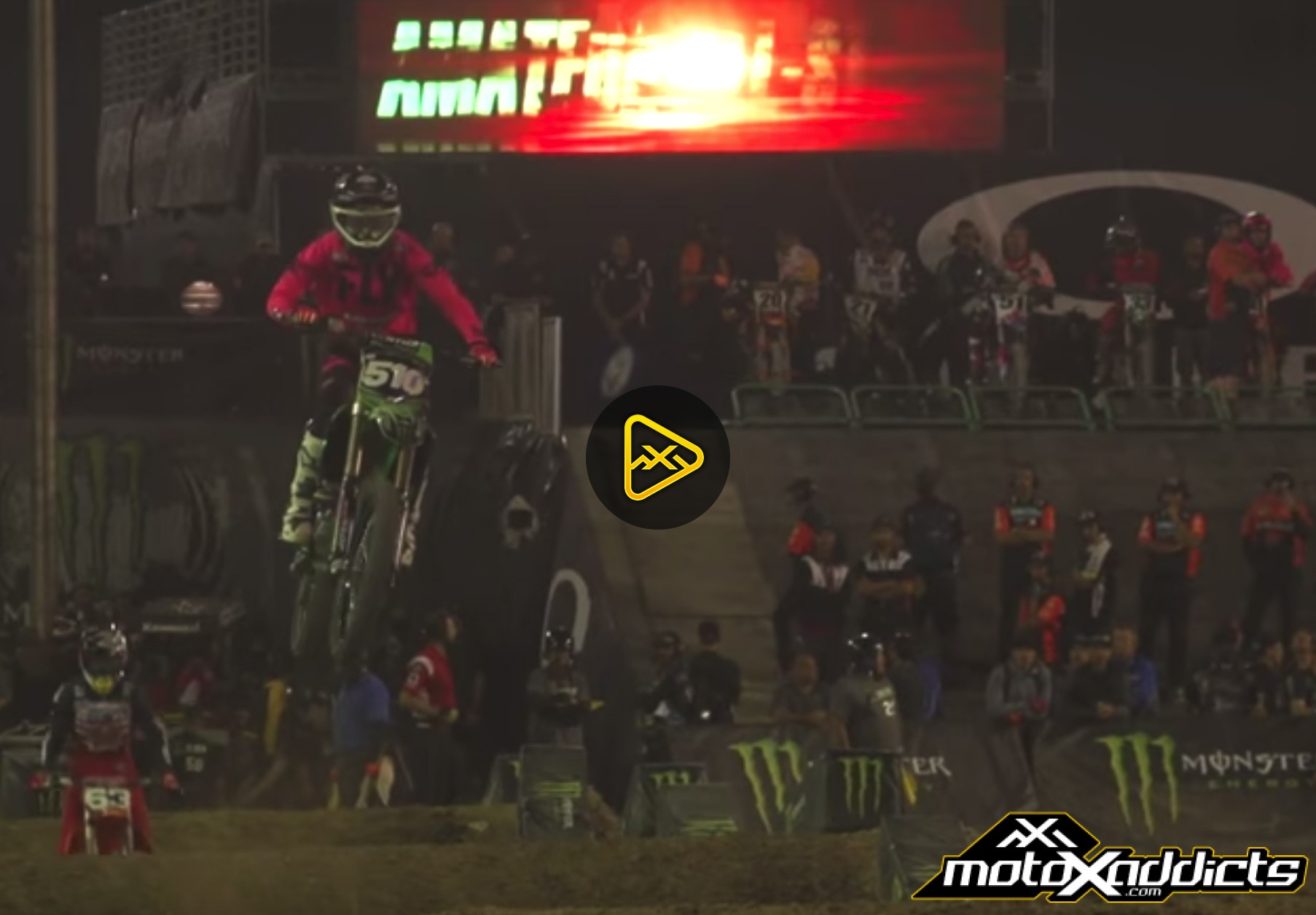 Monster Army Highlights – Monster Energy Cup 2017