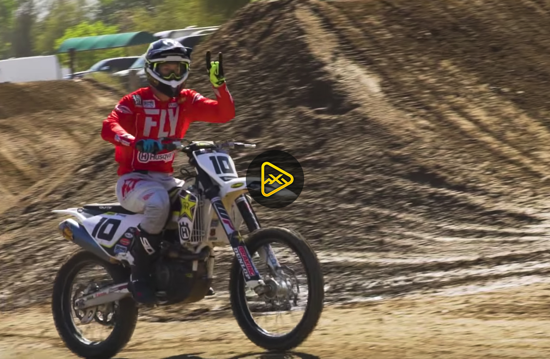 Colton Haaker's 5 Day Red Bull Straight Rhythm Vlog