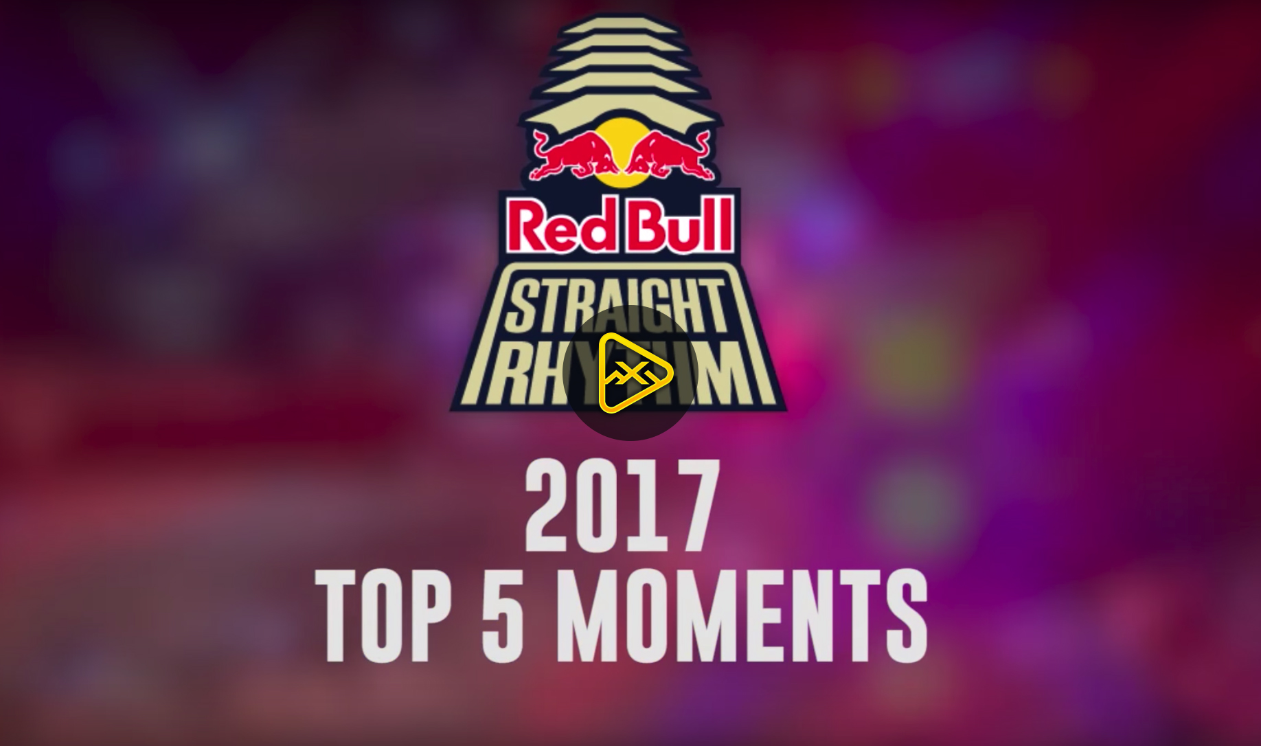 Top 5 Moments – 2017 Red Bull Straight Rhythm