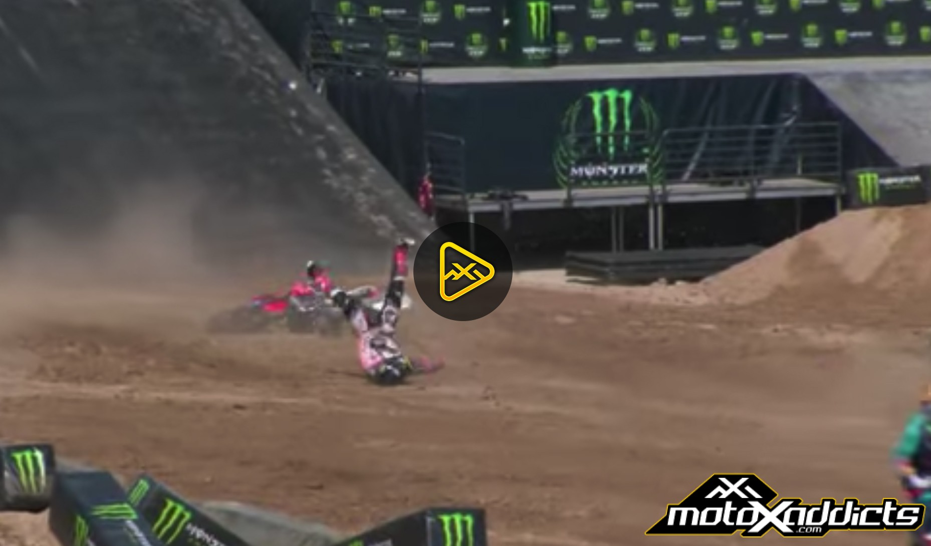 Justin Barcia Crash & Marvin Musquin Interview – 2017 MEC