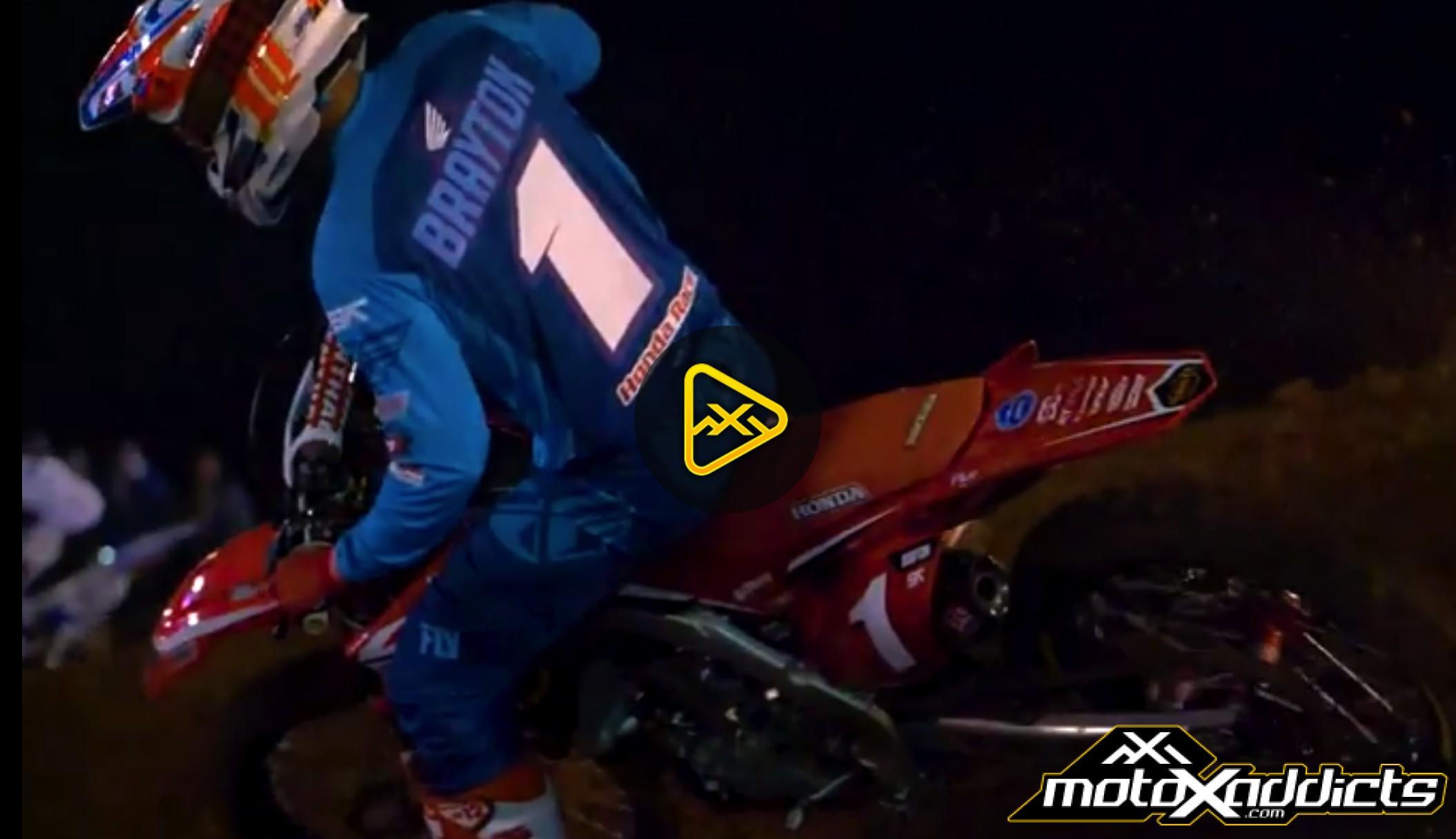 Australian Supercross Rd 2 Highlights