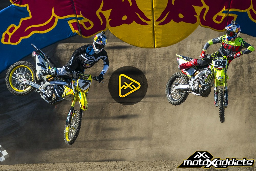Flashback: James Stewart vs. Ken Roczen – Red Bull Straight Rhythm
