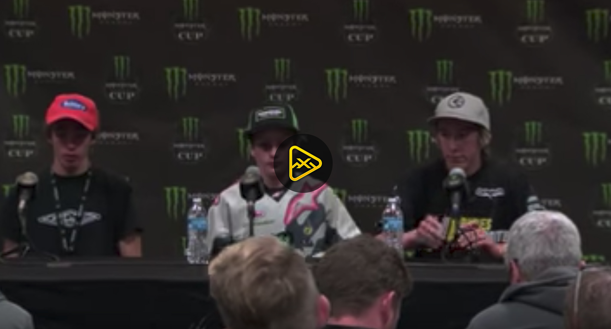Supermini Podium Interviews – 2017 Monster Cup