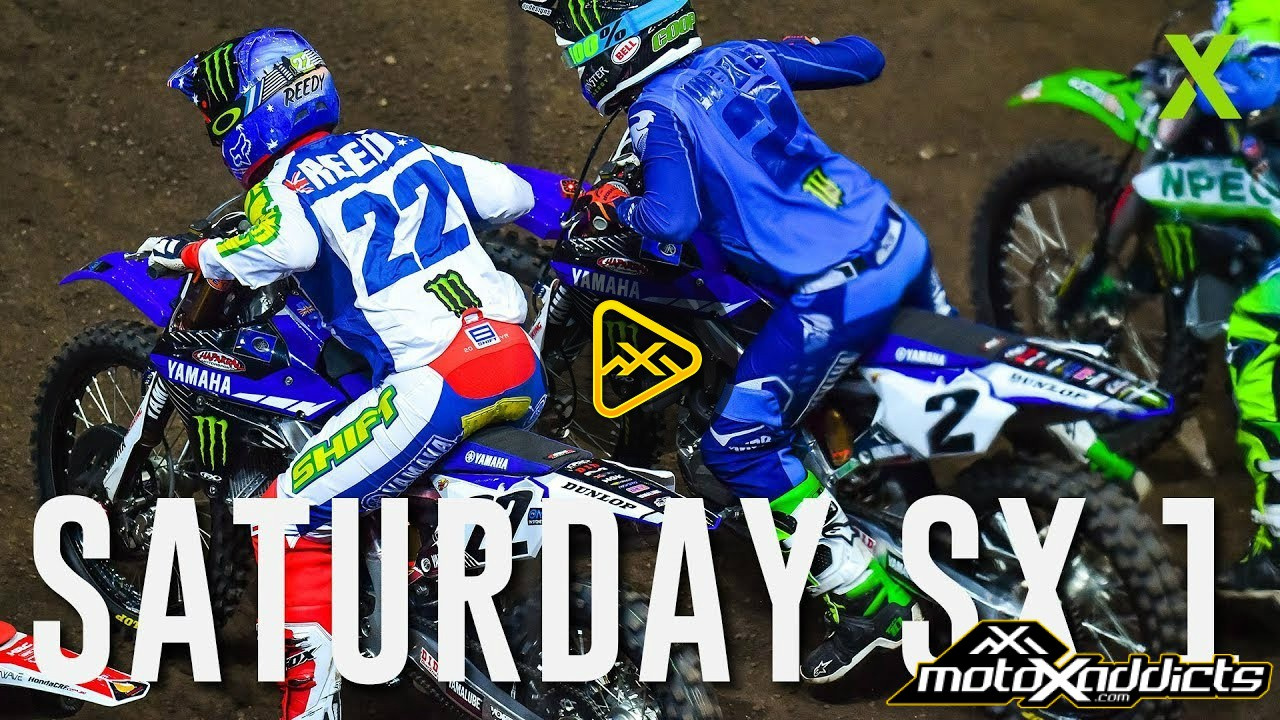 SX1 Main Events from 2016 AUS-X Open Sydney