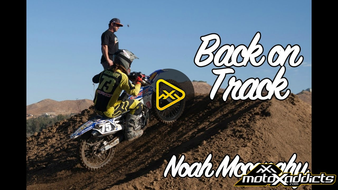 Back on Track | Noah Mcconahy