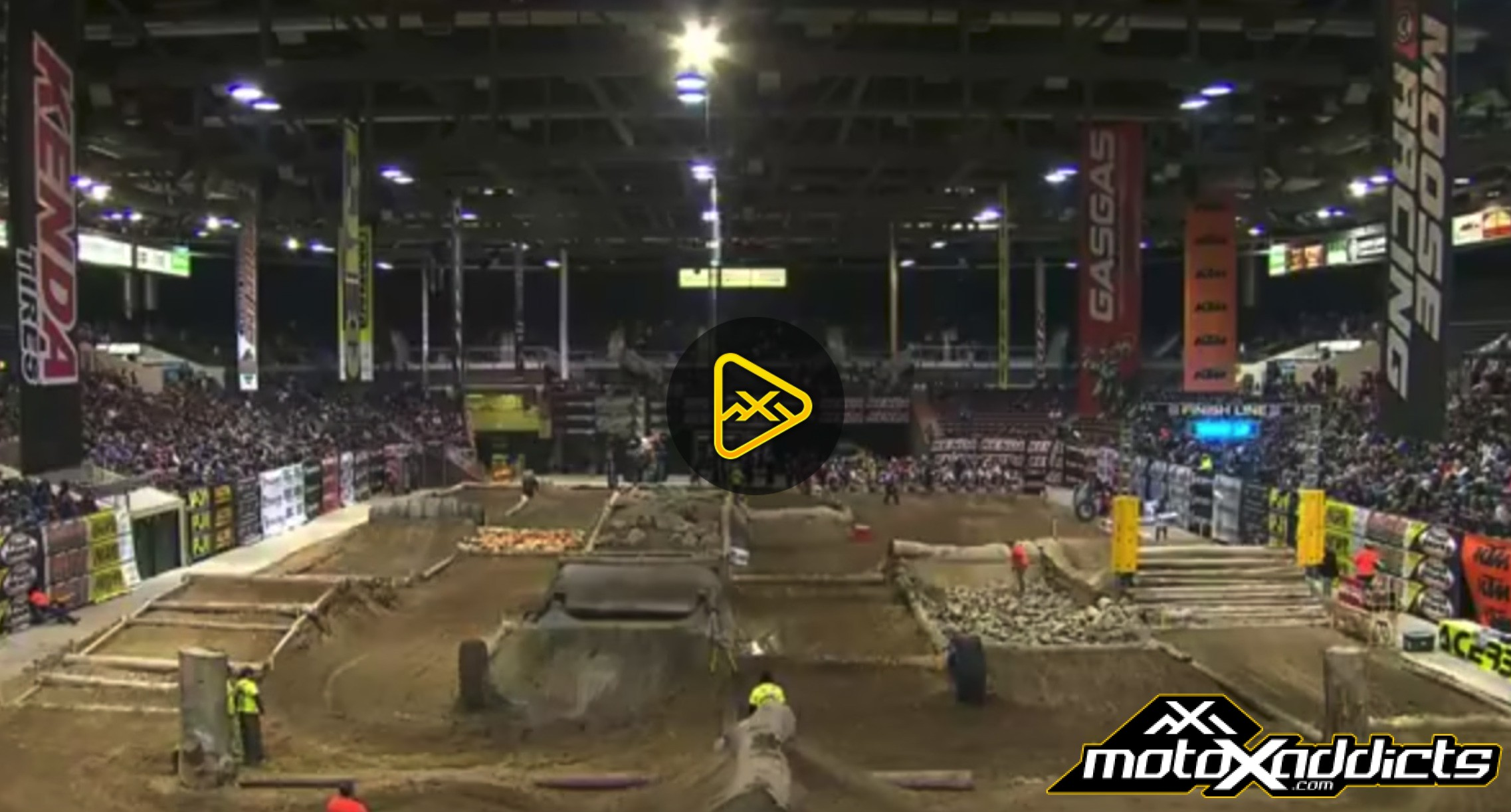 Watch Boise Endurocross – Round 6 – Full Event