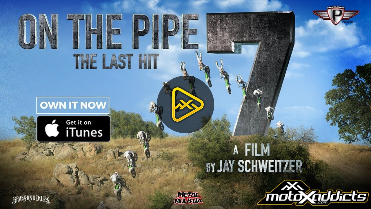 On The Pipe 7: The Last Hit — MOVIE NOW AVAILABLE