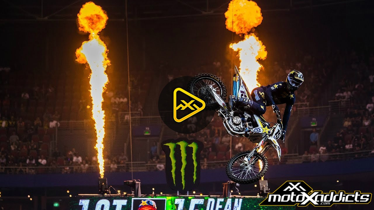 SX1 Highlights – Night 1 2017 AUS-X Open