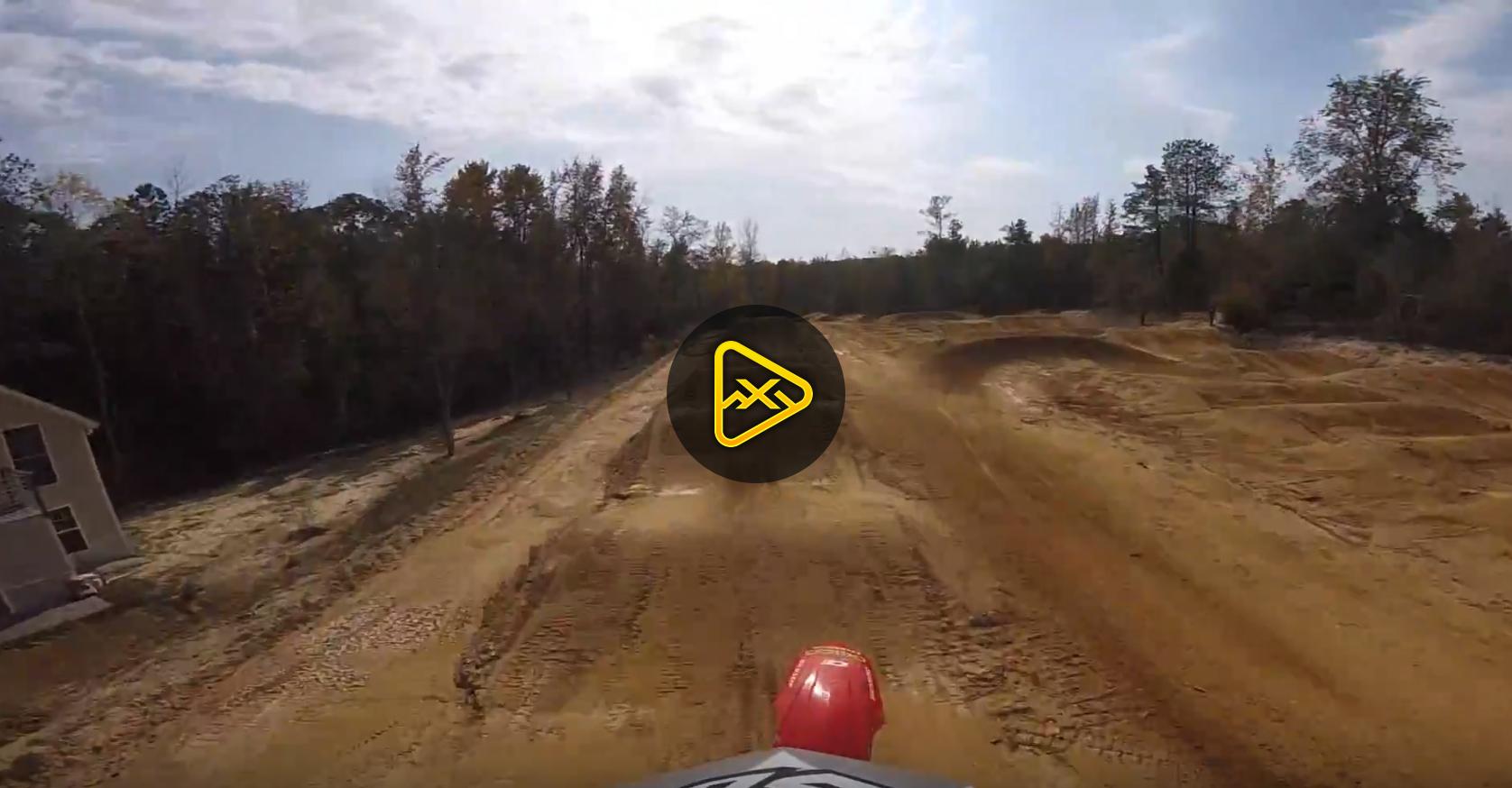 Helmet Cam: Cameron Mcadoo 2018 Supercross Prep