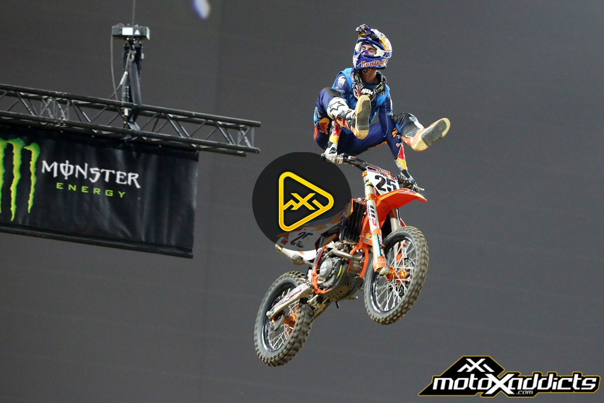 SX1 & SX2 Main Events – 2017 Paris SX – Night 2