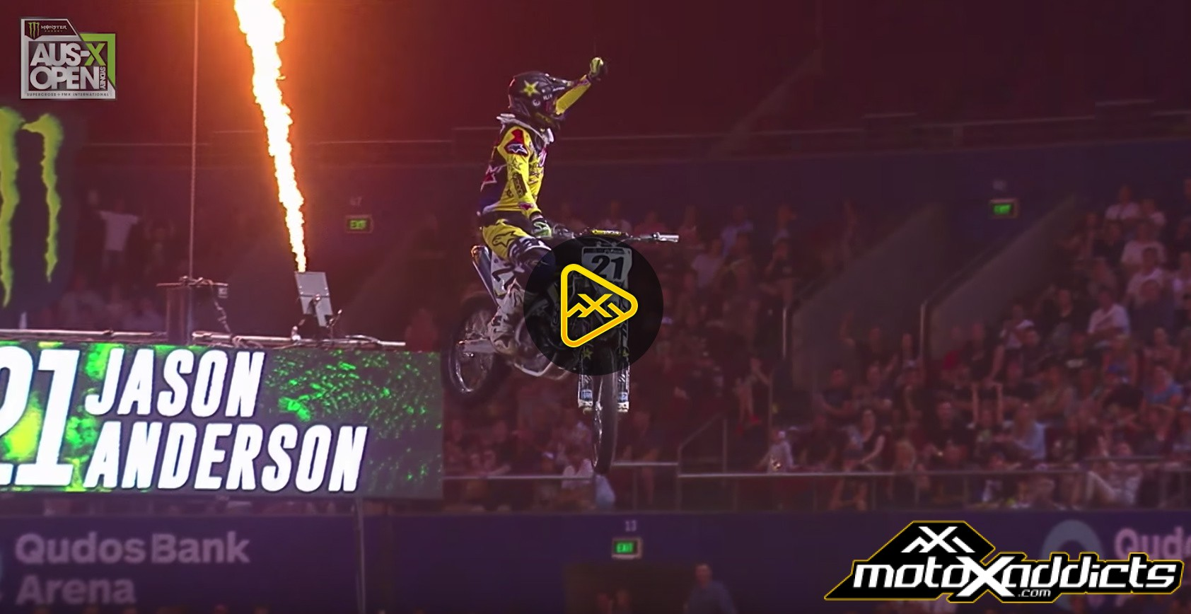 SX1 Highlights Sunday | 2017 AUS-X Open