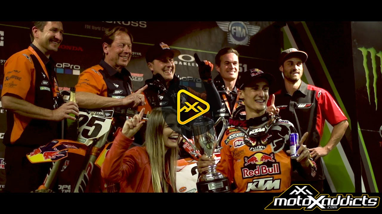 Marvin Musquin's Highlight Reel