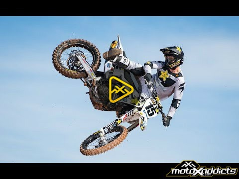 2018 Rockstar Husqvarna Team Video Shoot