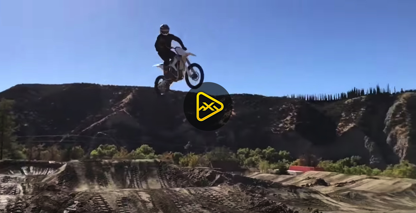 Josh Hill – Electric SX