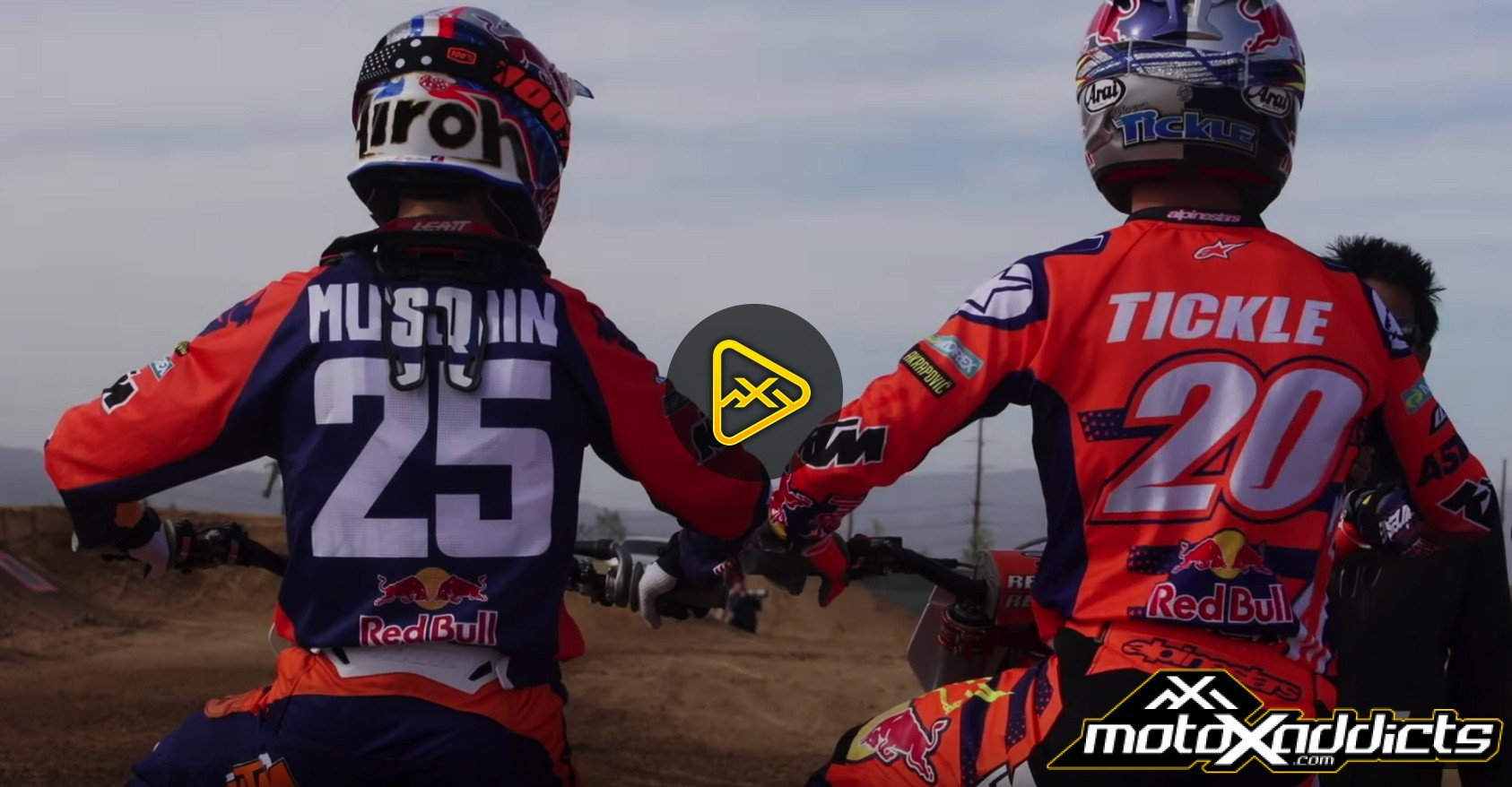 KTM ready for 2018 SX – Dungey, Musquin, Baggett, Tickle, & More