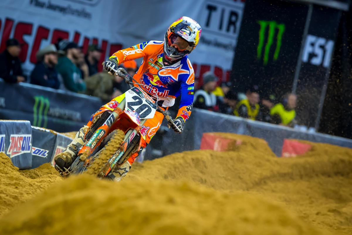 Broc Tickle Suspended – Anti Doping Violation
