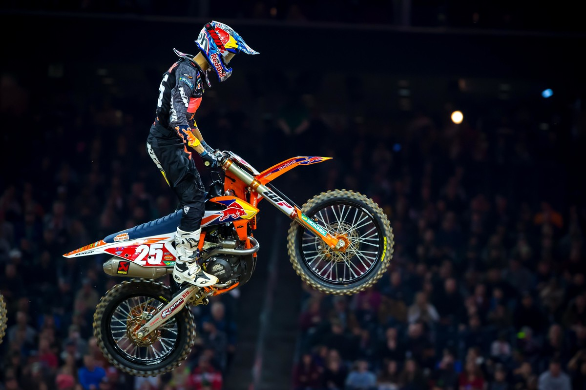 Marvin Musquin Injury Update – A2?