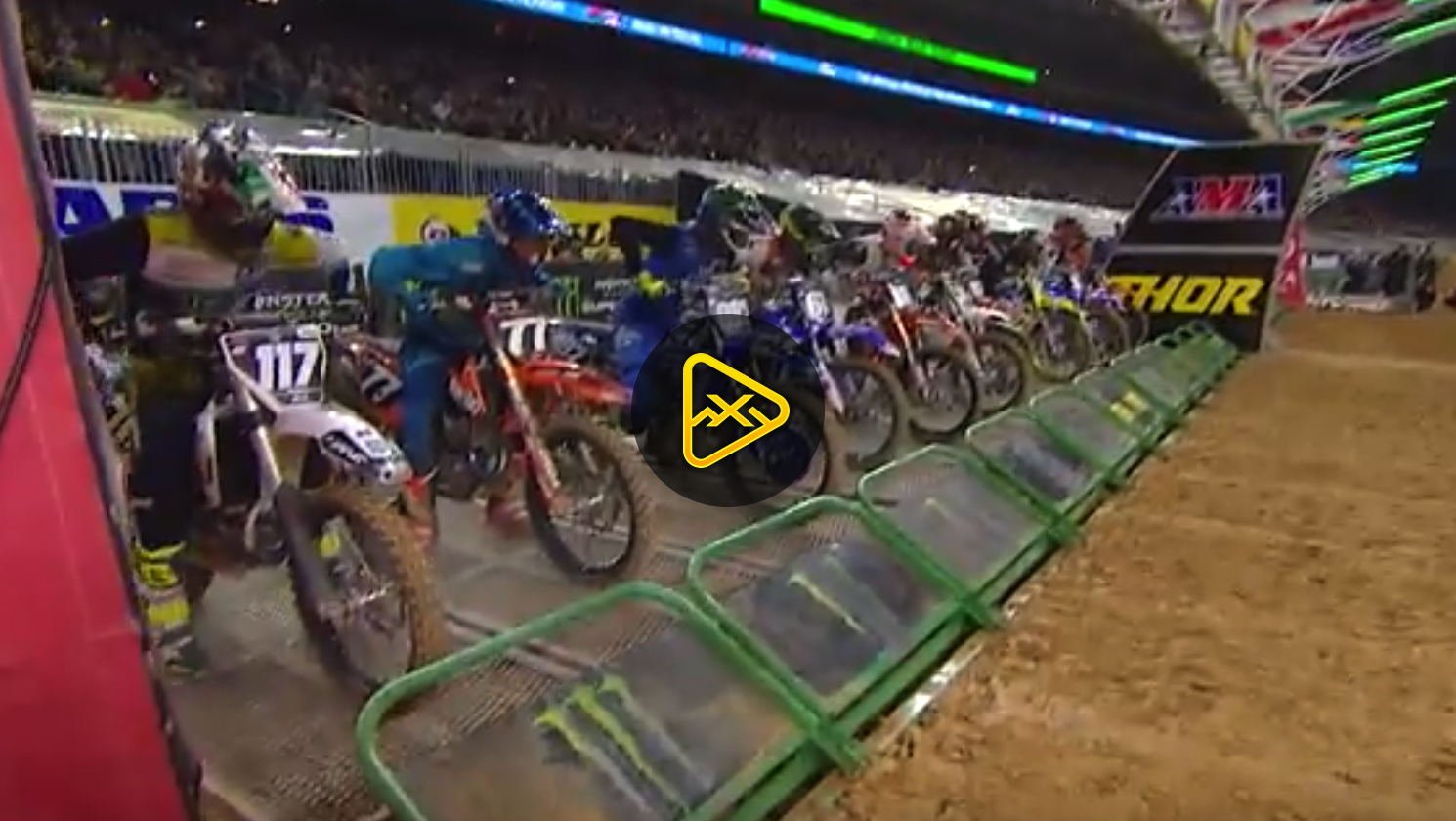 250SX Main Event Highlights – 2018 Houston SX