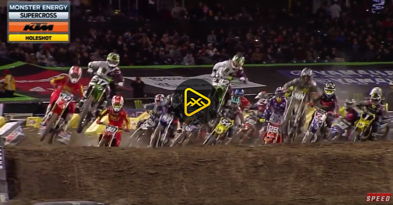 250SX Main Event Highlights – 2018 Anaheim 2 SX