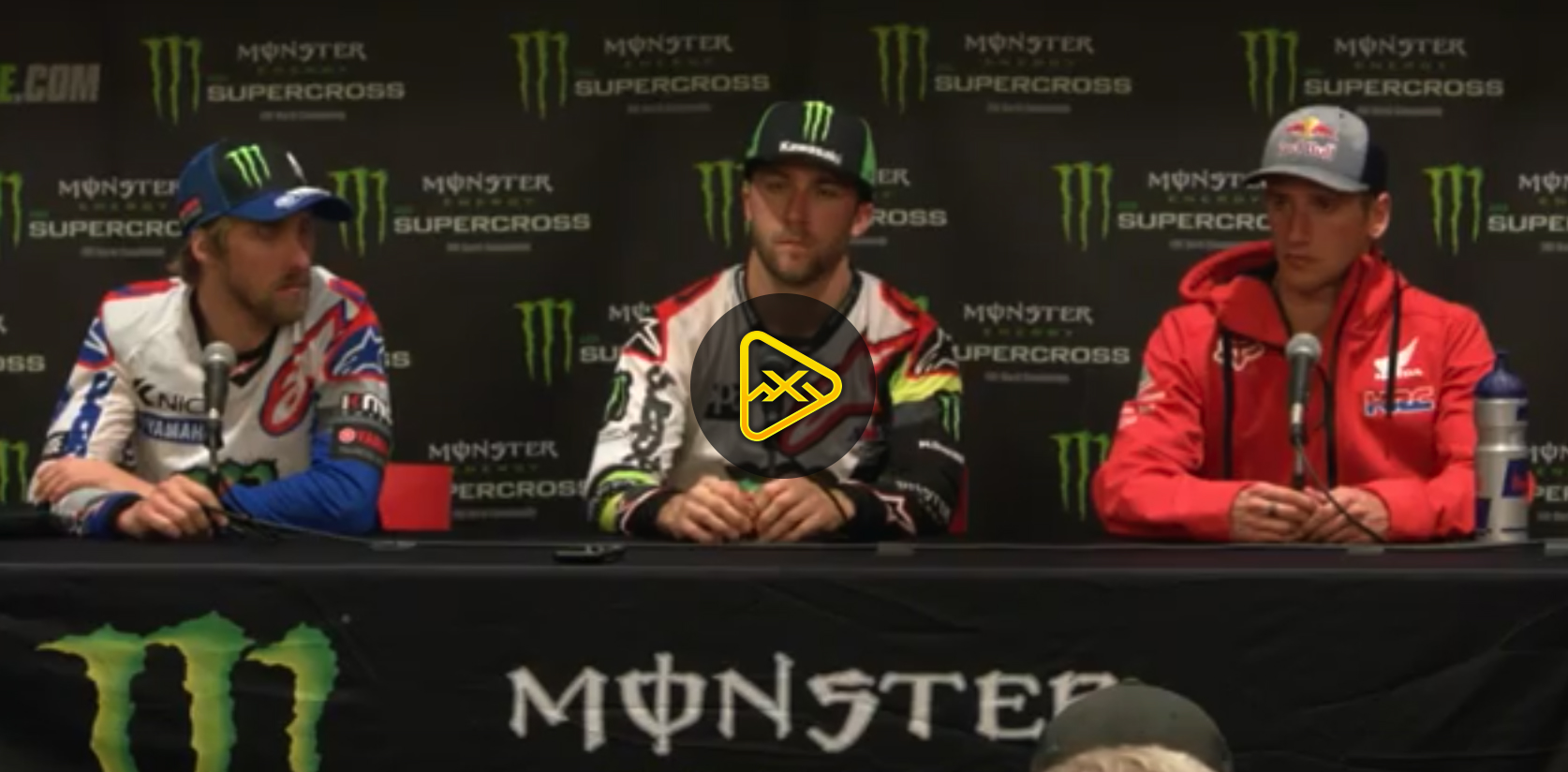 450SX Press Conference – 2018 Glendale SX