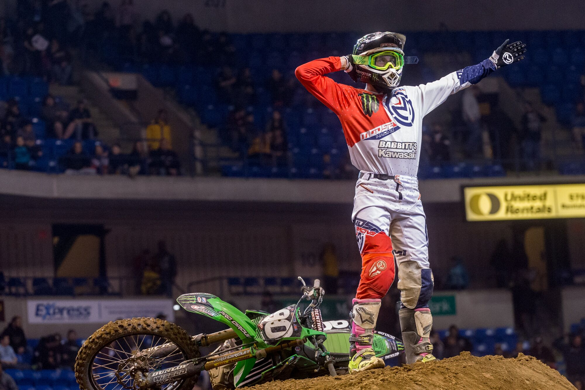 Hayes and Marchbanks Win at 2018 Wilkes-Barre AX