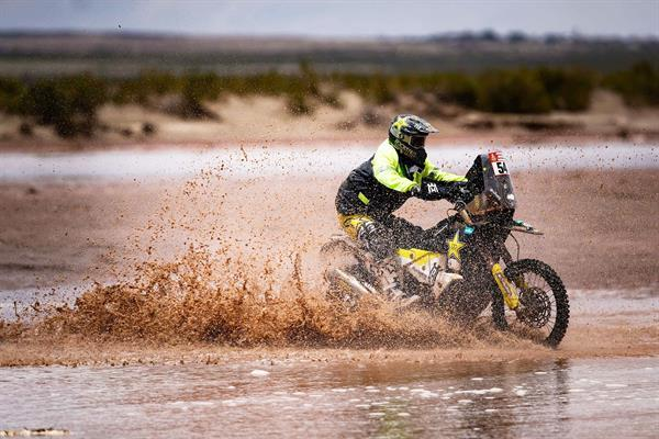 Andrew Short Dakar Rally Debut Update