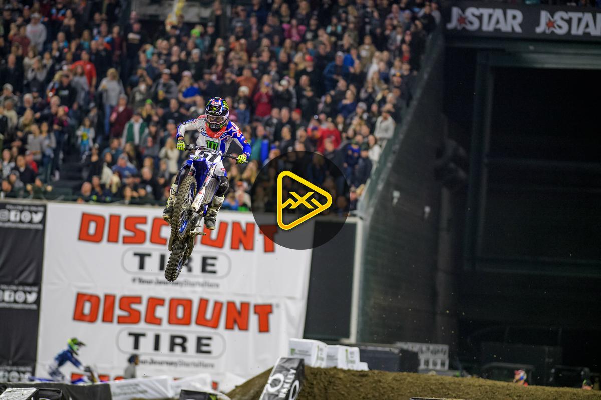 Dirt Shark – 2018 Anaheim 1 Supercross