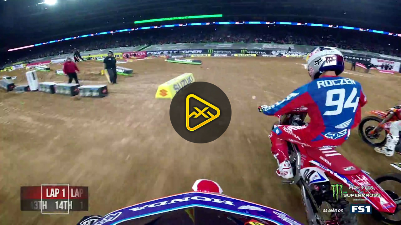 GoPro: Cole Seely at 2018 Houston SX