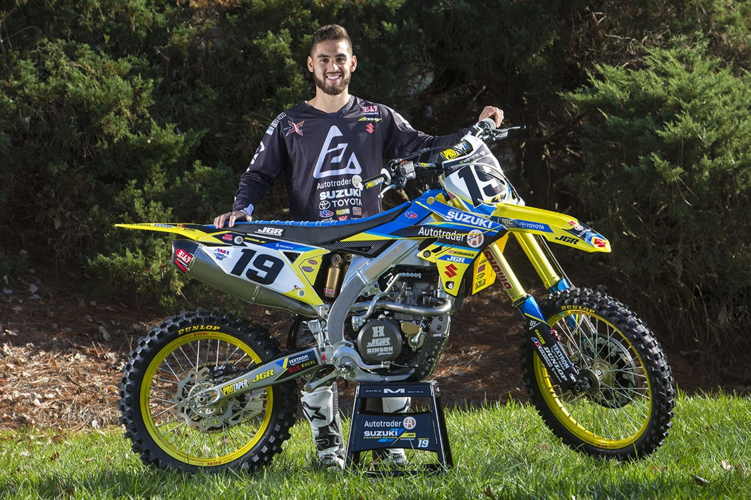 Justin Bogle Returns at Glendale SX – Malcolm Stewart?