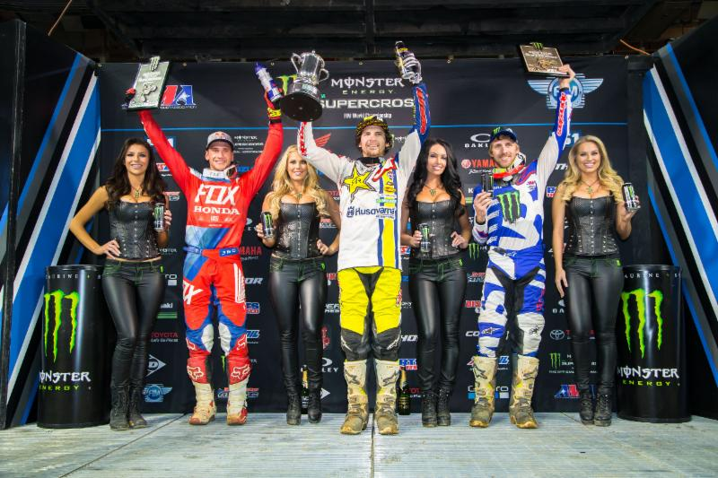 Anderson and Plessinger Take Red Plates in Houston